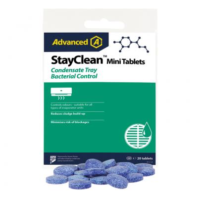 Advanced Engineering StayClean Mini Tablets (20)