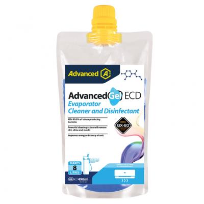 Advanced Engineering GEL Evaporator Cleaner & Disinfectant makes 8L